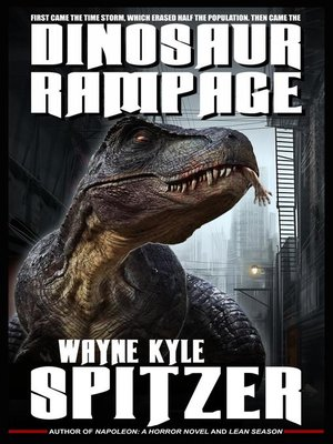 cover image of Dinosaur Rampage