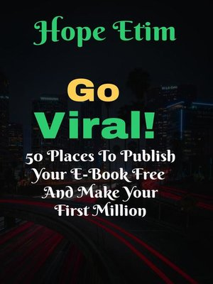 cover image of Go Viral