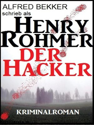 cover image of Der Hacker
