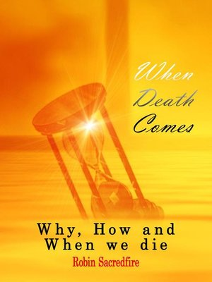 cover image of When Death Comes