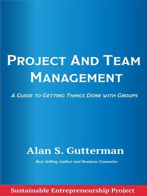 cover image of Project & Team Management