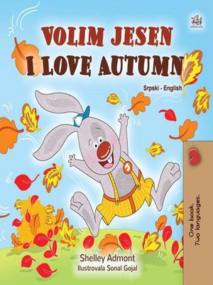 cover image of Volim jesen I Love Autumn