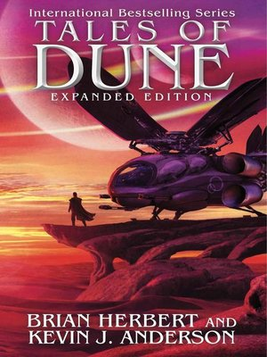 cover image of Tales of Dune