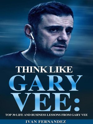 cover image of Think Like Gary Vee