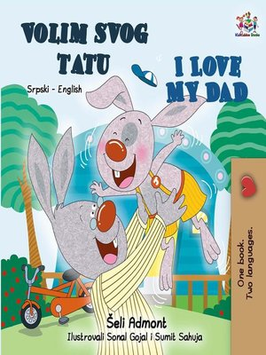 cover image of Volim svog tatu I Love My Dad