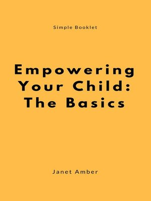 cover image of Empowering Your Child