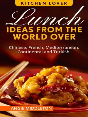cover image of Lunch Ideas from the World Over