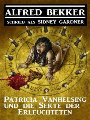 cover image of Patricia und der Tempel