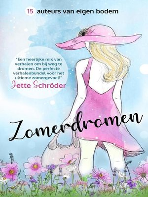 cover image of Zomerdromen