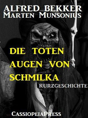 cover image of Die toten Augen von Schmilka