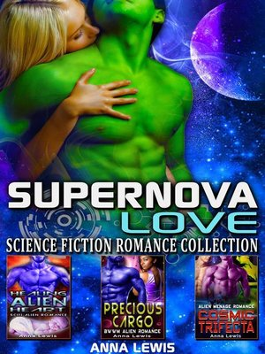 cover image of Supernova Love