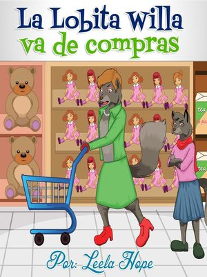 cover image of La Lobita Willa va de compras