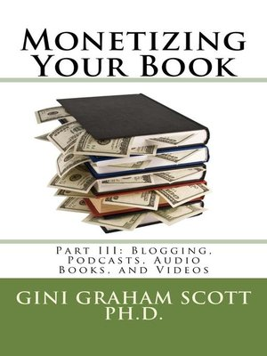 cover image of Monetizing Your Book