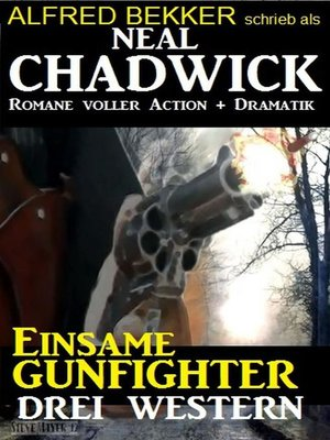 cover image of Einsame Gunfighter