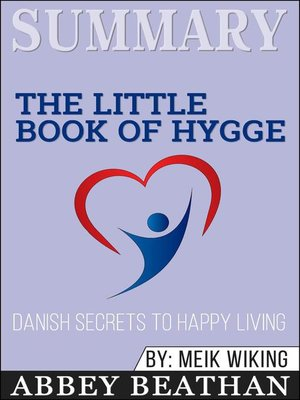 cover image of Summary of the Little Book of Hygge