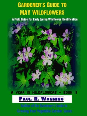 "cover image of Gardener""s Guide to May Wildflowers"