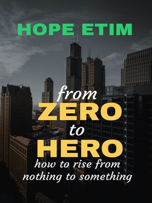 cover image of From Zero to Hero