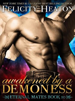 cover image of Awakened by a Demoness