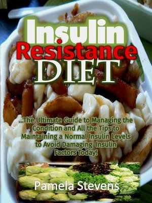 cover image of Insulin Resistance Diet