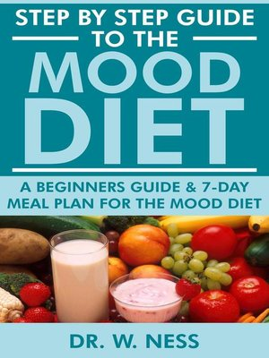 cover image of Step by Step Guide to the Mood Diet