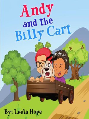 cover image of Andy and the Billy Cart