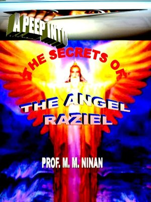 cover image of A Peep into the Secrets of Angel RAziel