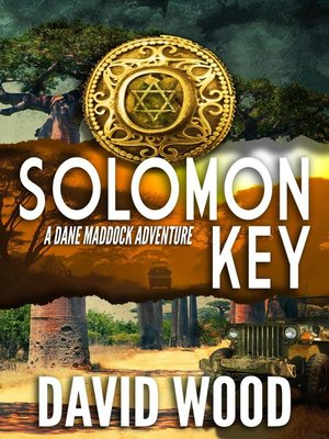 cover image of Solomon Key- a Dane Madock Adventure