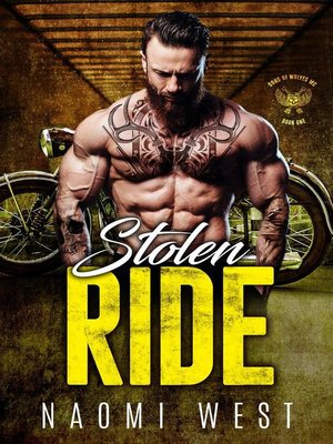 cover image of Stolen Ride