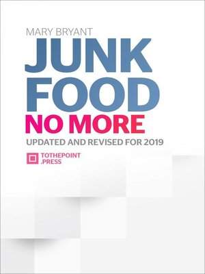 cover image of Junk Food No More