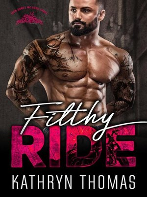 cover image of Filthy Ride (Book 3)