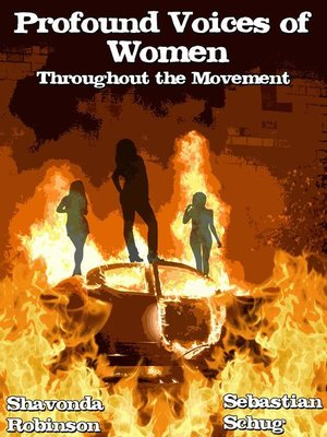 cover image of Profound Voices of Women Throughout the Movement