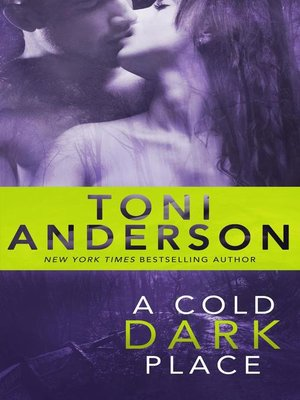 cover image of A Cold Dark Place