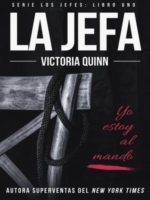 cover image of La jefa