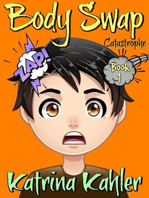 cover image of Body Swap--Book 1