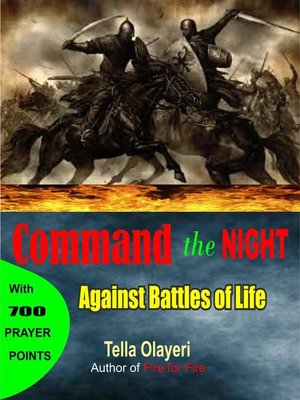 cover image of Command the Night Against Battles of Life