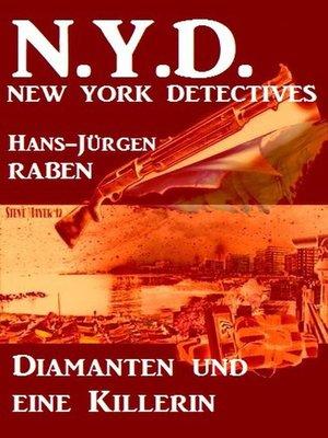 cover image of Diamanten und eine Killerin