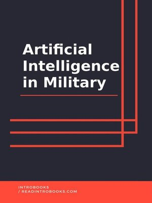 cover image of Artificial Intelligence in Military