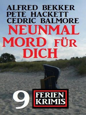 cover image of Neunmal Mord für dich