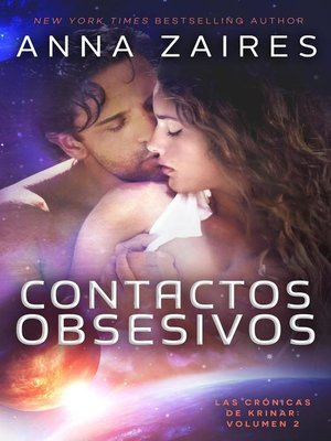 cover image of Contactos obsesivos