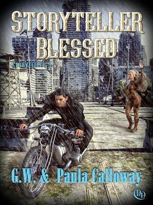 cover image of Storyteller Blessed