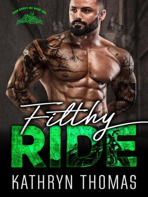 cover image of Filthy Ride (Book 1)