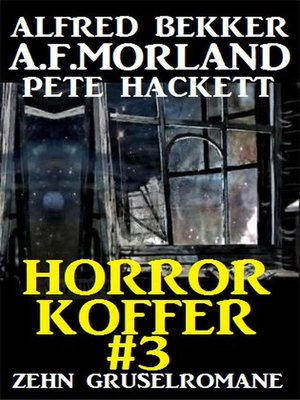 cover image of Horror-Koffer #3