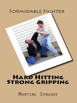 cover image of Hard Hitting, Strong Gripping