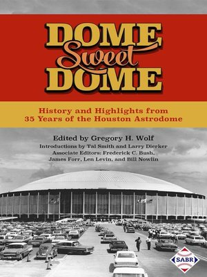cover image of Dome Sweet Dome