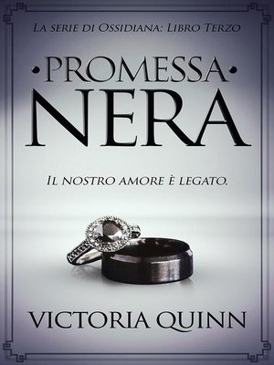 cover image of Promessa Nera