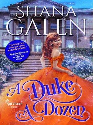 cover image of A Duke a Dozen
