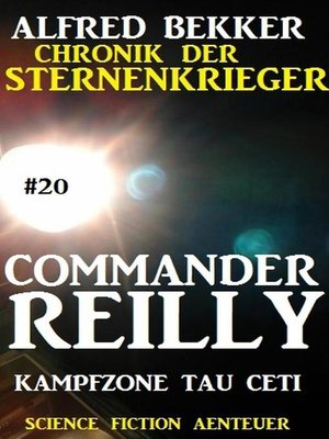 cover image of Commander Reilly #20
