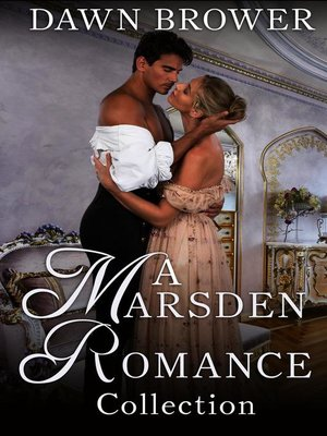 cover image of A Marsden Romance Collection