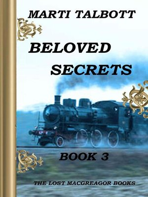 cover image of Beloved Secrets. Book 3