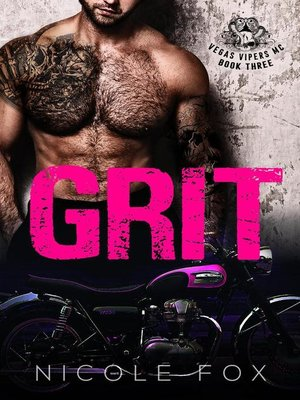 cover image of Grit (Book 3)